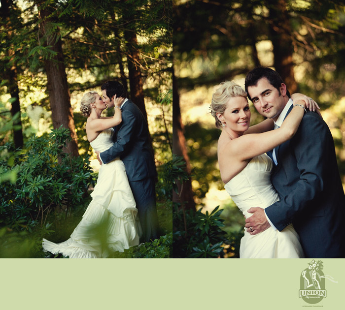 Gemma & Shawn's West Vancouver Wedding Photos, Union Photographers