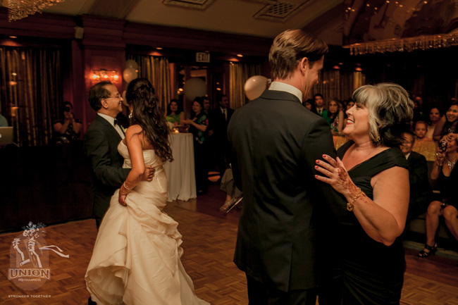 mother of the groom dance
