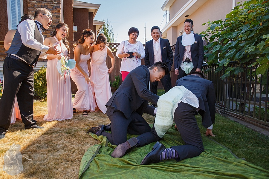 chinese wedding games