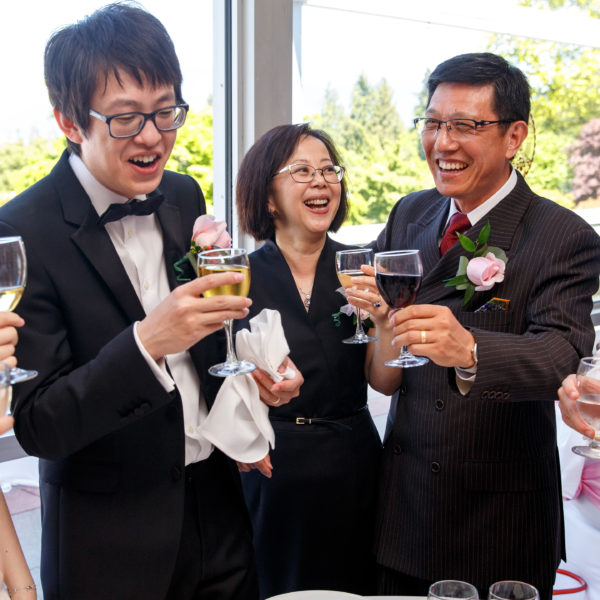 UBC Sage Bistro Wedding