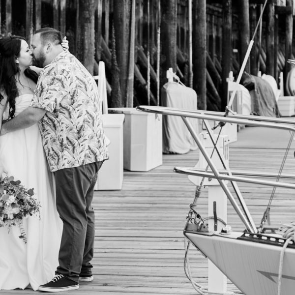 A Spring Wedding At the Royal Vancouver Yacht Club - Kirsty & Kevin